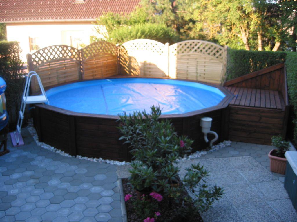 Pool   Rund